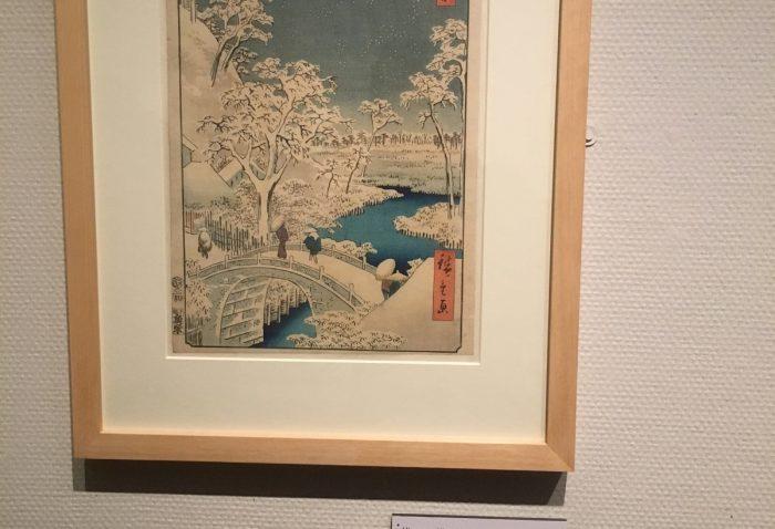 Japanese print by Utagawa Hiroshige